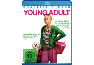 Young Adult - (Blu-ray + DVD)