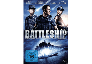 Battleship Action DVD