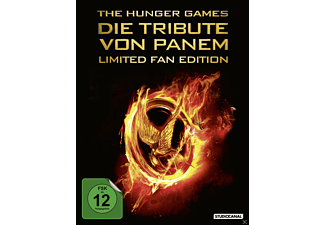 Die Tribute von Panem - The Hunger Games (Limited Fan Edition) [DVD]