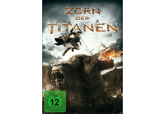 Zorn der Titanen Action DVD