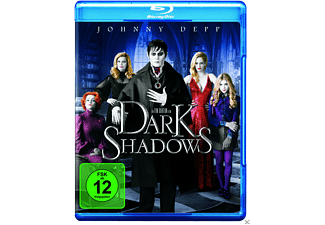 Dark Shadows Komödie Blu-ray