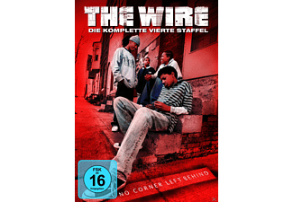 The Wire - Die komplette 4. Staffel - (DVD)