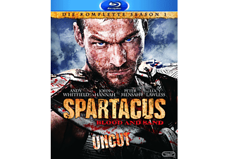 Spartacus: Blood and Sand - Season 1 (Uncut) Action Blu-ray