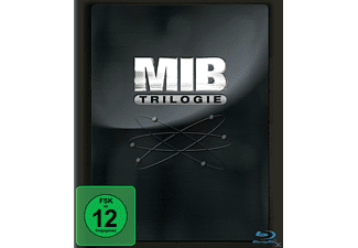 Men in Black - Trilogie - (Blu-ray)