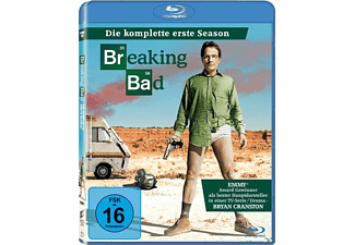 Breaking Bad - Staffel 1 [Blu-ray + DVD]