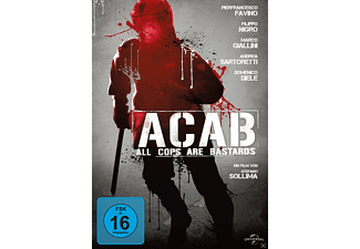 A.C.A.B. - All Cops Are Bastards [DVD]