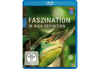 Faszination in High Definition - 25 Jahre Universum [Blu-ray]