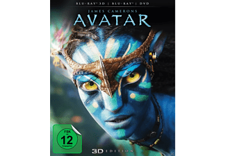 Avatar 3D Action Blu-ray 3D