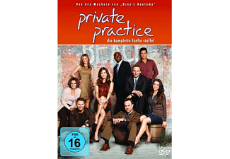 Private Practice - Staffel 5 - (DVD)