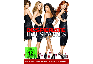 Desperate Housewives - Staffel 8 [DVD]