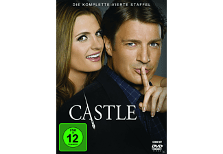 Castle - Staffel 4 [DVD]