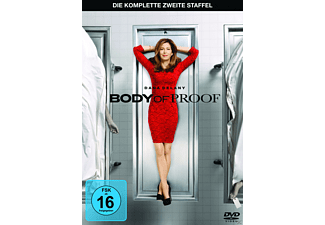 Body of Proof - Staffel 2 - (DVD)