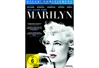 My Week With Marilyn Biografie DVD