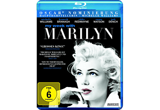 My Week With Marilyn [Blu-ray]