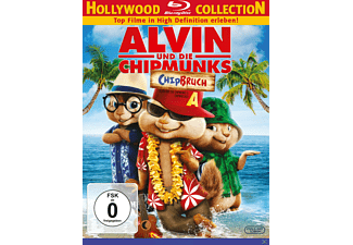 Alvin und die Chipmunks 3 Hollywood Collection Komödie Blu-ray