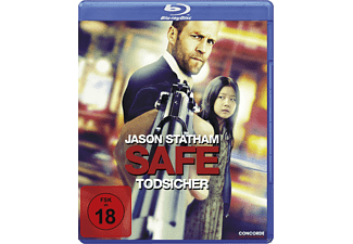Safe - Todsicher - (Blu-ray)