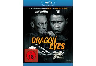 Dragon Eyes - (Blu-ray)