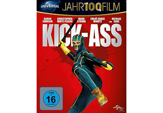 Kick-Ass Jahr100Film - (Blu-ray)