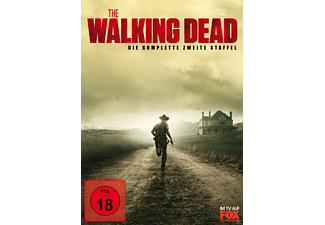 The Walking Dead - Die komplette zweite Staffel Horror DVD