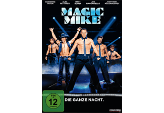 Magic Mike - Die ganze Nacht Tanzfilm DVD