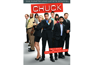 Chuck - Staffel 5 [DVD]