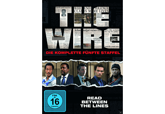 The Wire - Die komplette 5. Staffel [DVD]