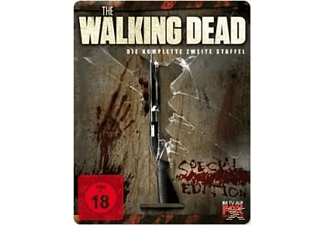 Walking Dead - Die komplette 2. Staffel Steelbook Horror Blu-ray