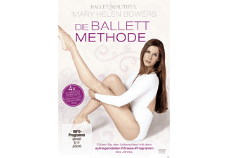 MARY HELEN BOWERS-DIE BALLETT METHODE - (DVD)