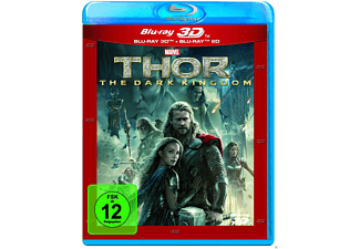 Thor - The Dark Kingdom (3D + 2D) [3D Blu-ray]