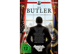 Der Butler (Limited White House Edition) [DVD]