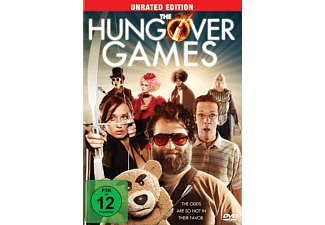 The Hungover Games - (DVD)