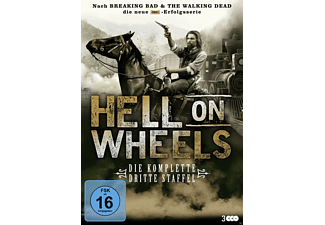 Hell on Wheels - Staffel 3 [DVD]