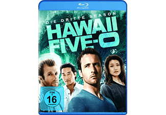 Hawaii Five-O – Season 3 - (Blu-ray)