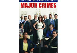Major Crimes - Staffel 1 [DVD]