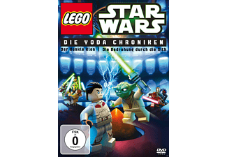 LEGO Star Wars: Die Yoda Chroniken 1 + 2 - (DVD)