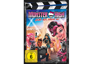 Monster High - Licht aus, Grusel an! [DVD]