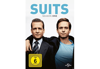Suits - Staffel 1 [DVD]