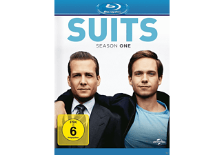 Suits - Staffel 1 [Blu-ray]