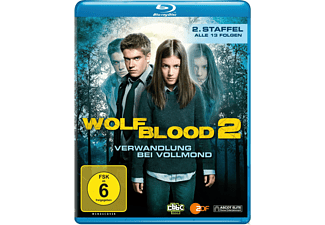 Wolfblood - Verwandlung bei Vollmond - Staffel 2 [Blu-ray]