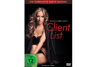 The Client List - Staffel 1 - (DVD)