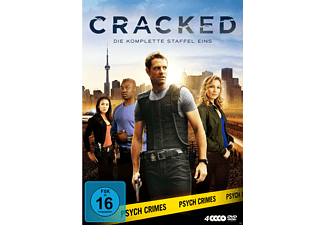 Cracked - Staffel 1 - (DVD)