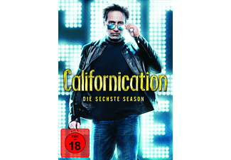 Californication - Staffel 6 [DVD]