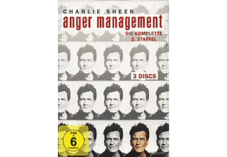 Anger Management - Die komplette 2. Staffel [DVD]