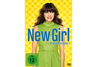 New Girl - Staffel 1 - (DVD)