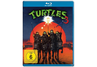 Turtles 3 [Blu-ray]