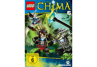 LEGO – Legends of Chima  DVD 6 (Folgen 21 - 26) [DVD]