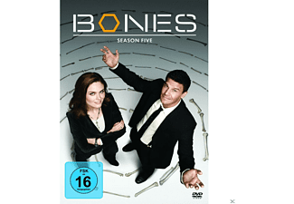 Bones - Staffel 5 [DVD]