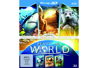 Beautiful World in 3D Vol. 1 [3D Blu-ray]