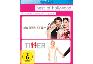 Verliebt in die Braut / Timer (Best of Hollywood) [Blu-ray]