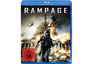 Rampage - Capital Punishment [Blu-ray]